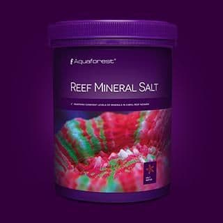 Aquaforest Reef Mineral Salt 800g